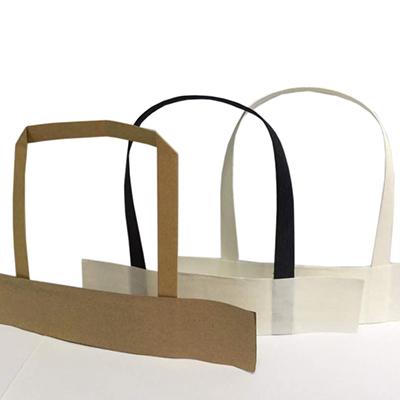 Asas bolsas de papel